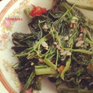 Oseng Kangkung