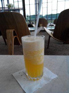orange juice chakra